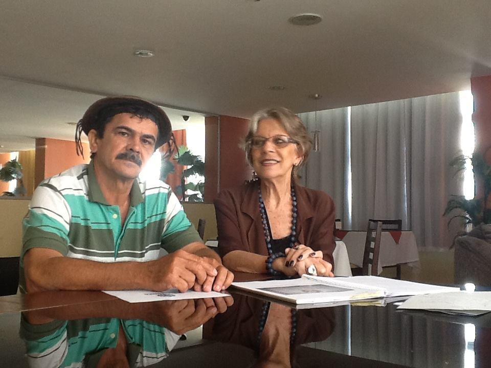 Preparativos para Semana de Pernambuco no Porto