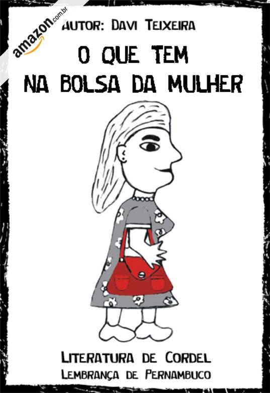O Que Tem na Bolsa da Mulher_Amazon